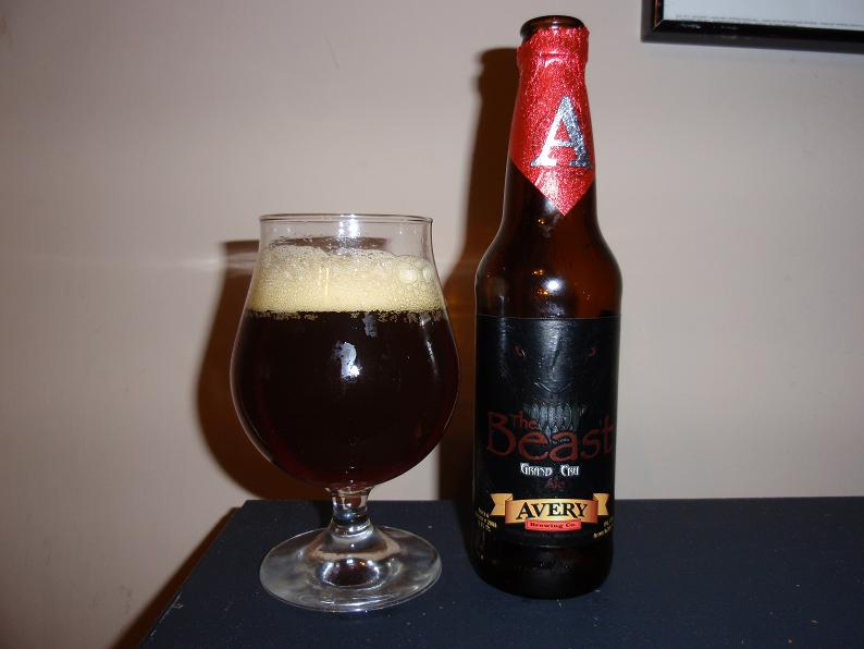 Avery The Beast Grand Cru Ale