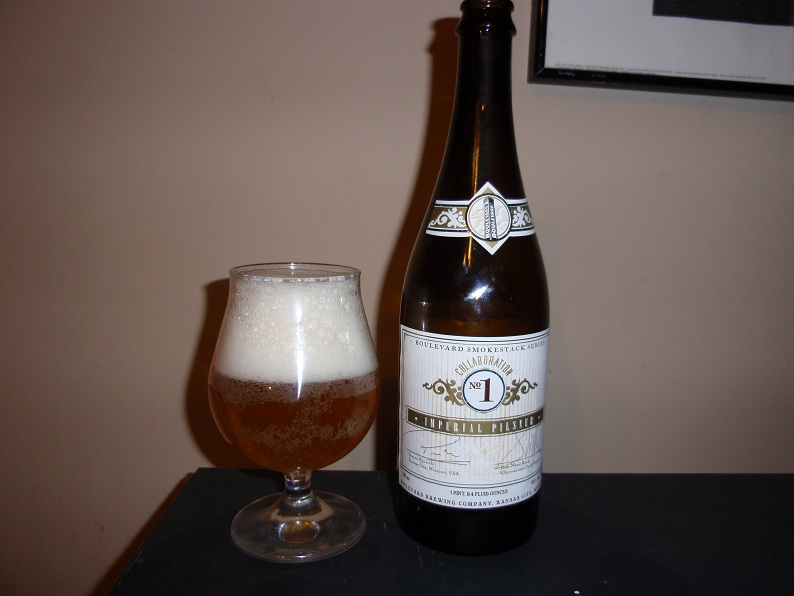 Boulevard Collaboration No. 1 Imperial Pilsner
