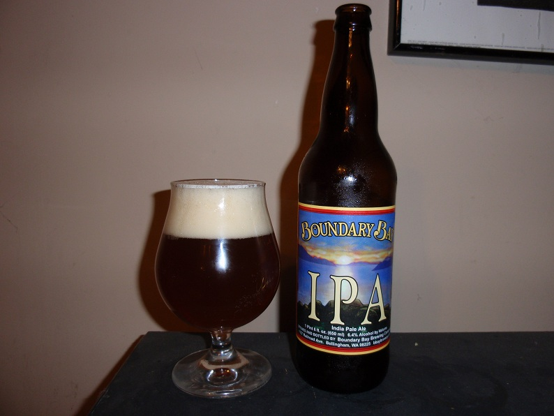 Boundary Bay IPA
