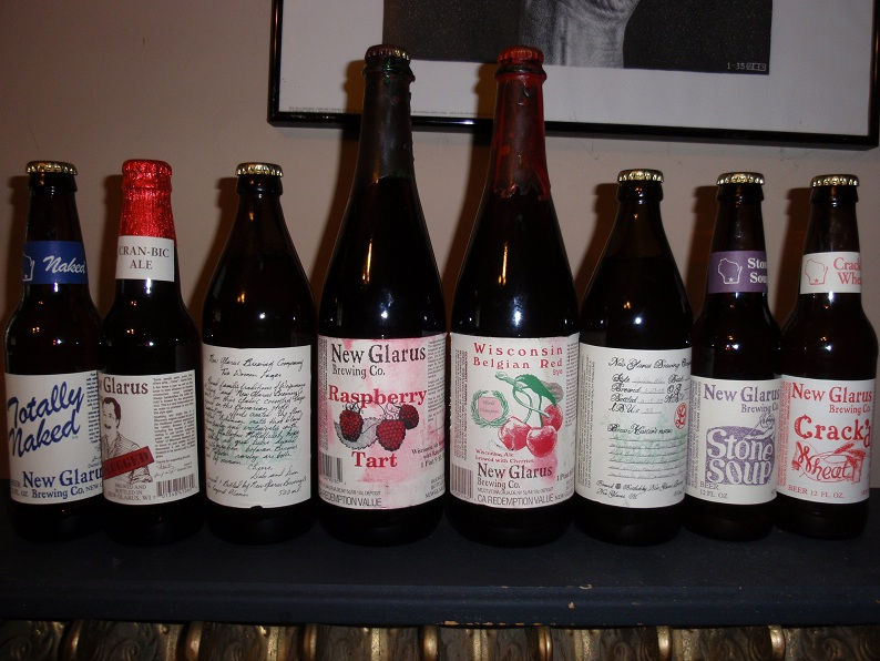 New Glarus Goodies