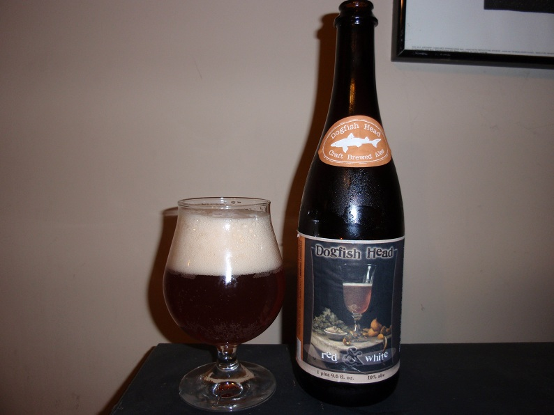 Dogfish Head Red & White