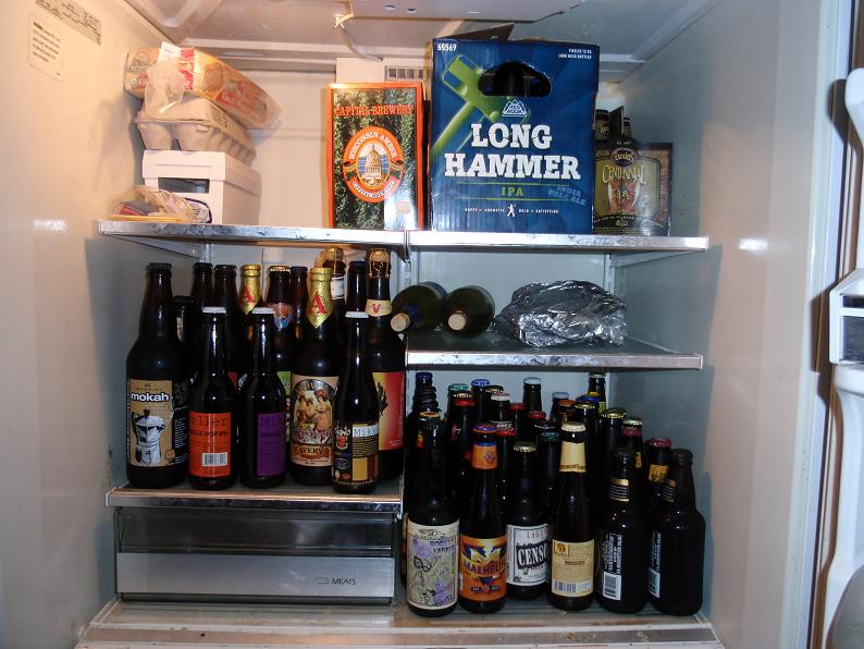 My Fridge On A Good Day