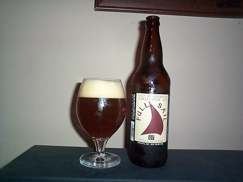 Full Sail Boardhead Barleywine