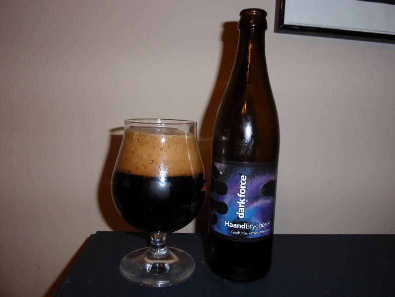 HaandBryggeriet Dark Force