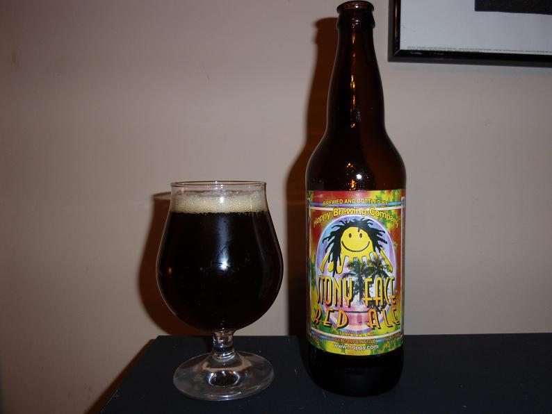 Hoppy Brewing Stony Face Red Ale