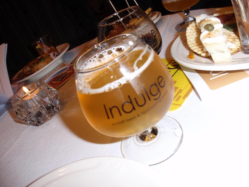 Indulge Glass