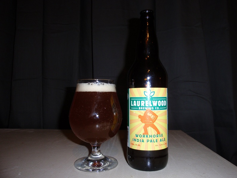 Laurelwood Workhorse India Pale Ale