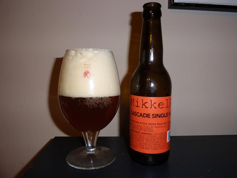 Mikkeller Cascade Single Hop IPA