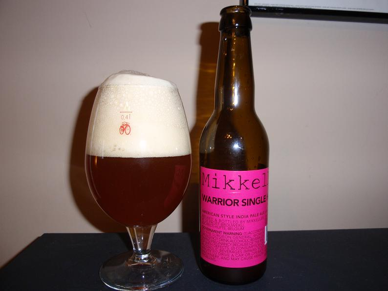 Mikkeller Warrior Single Hop IPA