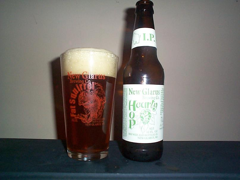 New Glarus Hop Hearty