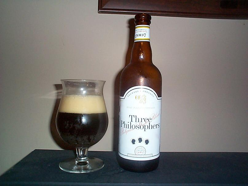 Ommegang Three Philosophers Ale