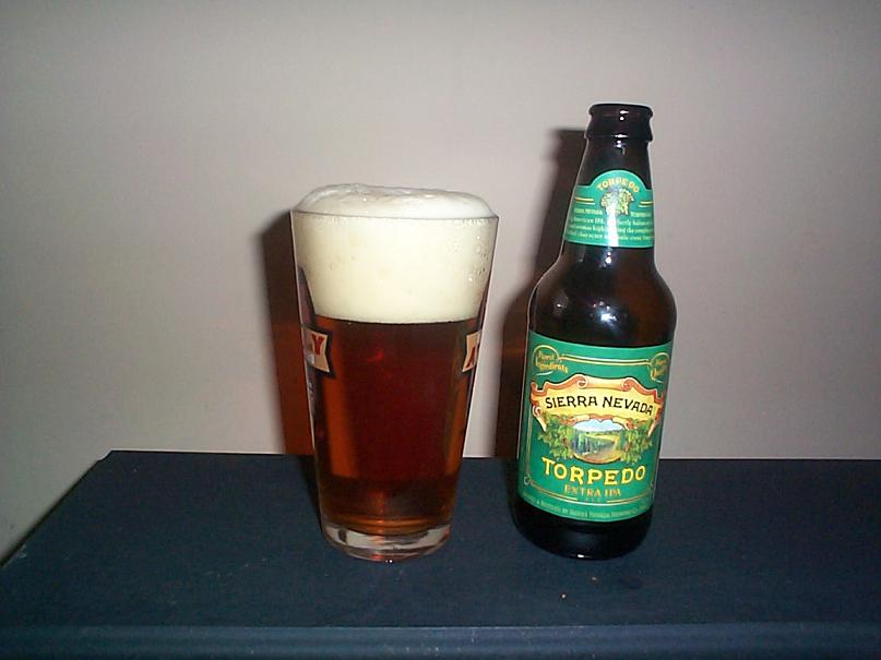 Sierra Nevada Torpedo Extra India Pale Ale