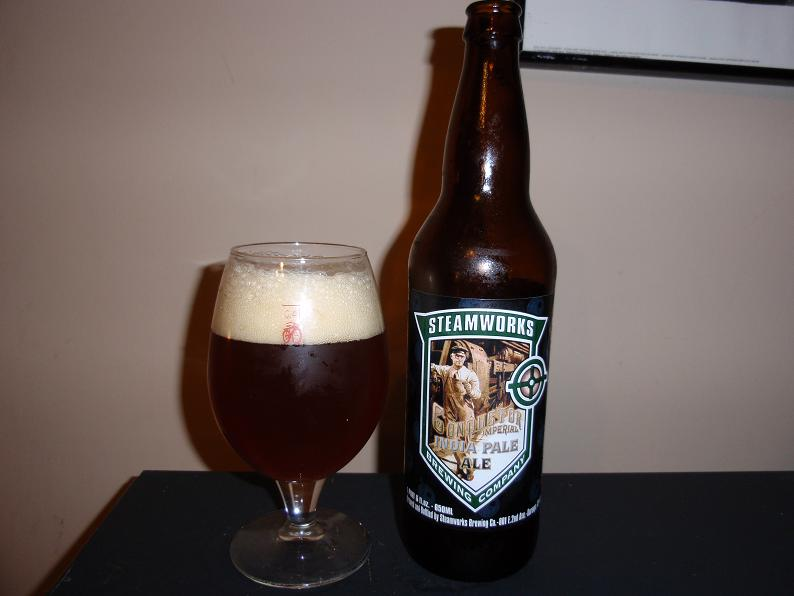 Steamworks Conductor Imperial IPA