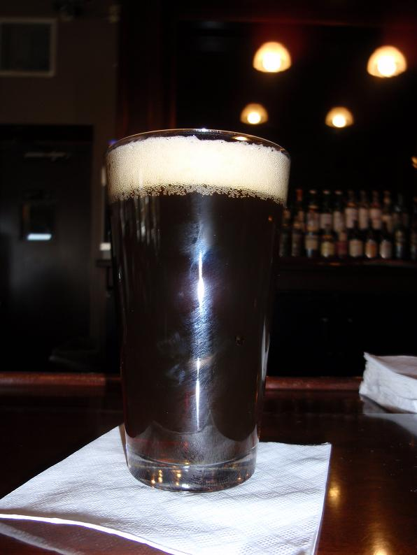 Town Hall Simcoe Double India Brown Ale